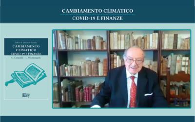 Cambiamento climatico: covid-19 e finanze