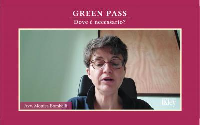 GREEN PASSDove è necessario?