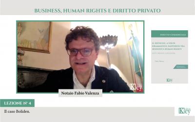 BUSINESS, HUMAN RIGHTS E DIRITTO PRIVATO   Il caso Boliden